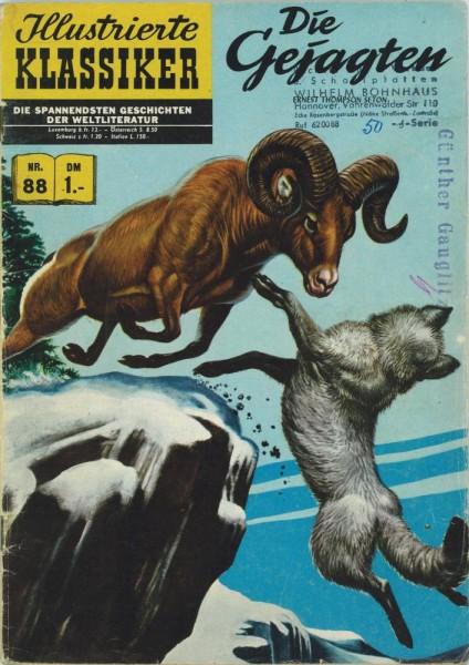 Illustrierte Klassiker 88 (Z2 HLN88), bsv