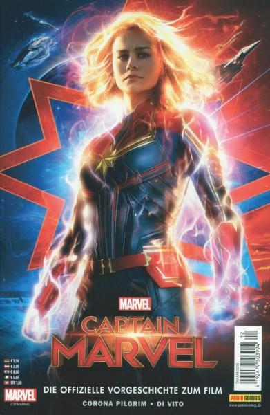 Captain Marvel - Die offizielle Vorgeschichte zum Film, Panini