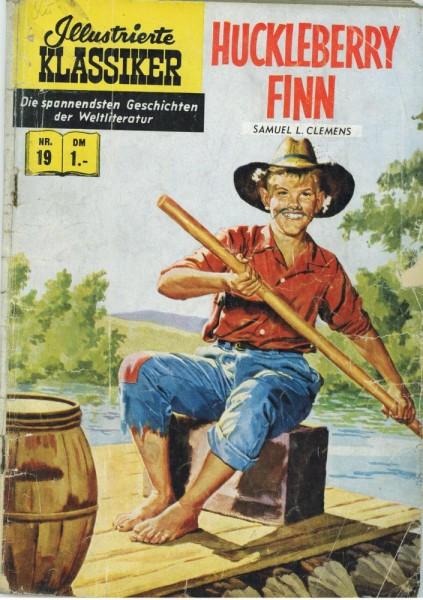 Illustrierte Klassiker 19 (Z3 HLN32), bsv