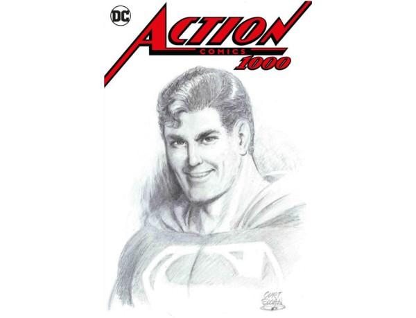 Superman special Action Comics (lim. 222) 1000, Panini