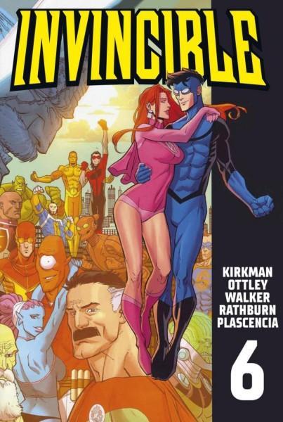 Invincible 6, Cross Cult