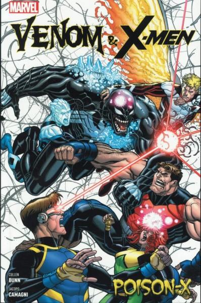 Venom & X-Men, Panini