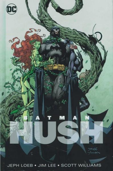 Batman - Hush 1 (lim. 666 Expl., Neue Übersetzung), Panini