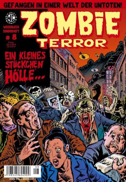 Weissblech Sonderheft 8 - Zombie Terror, Weissblech