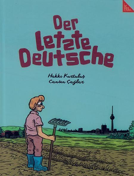 Der letzte Deutsche, Interdictum Verlag