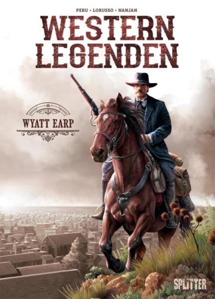 Western Legenden: Wyatt Earp, Splitter
