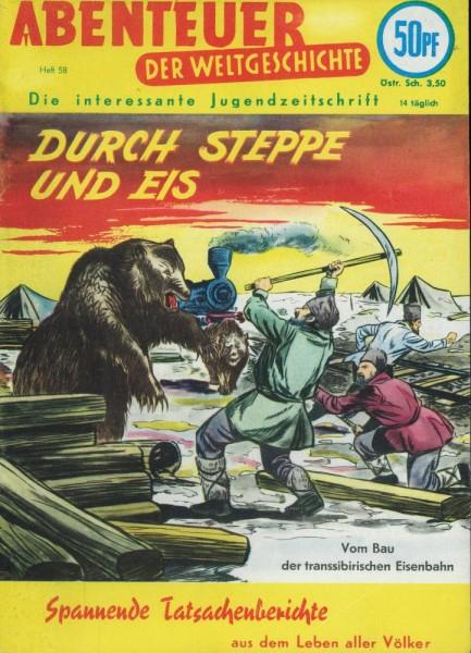 Abenteuer der Weltgeschichte 58 (Z1-), Lehning