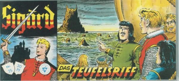Sigurd Piccolo (2. Serie) 25+26, Hethke