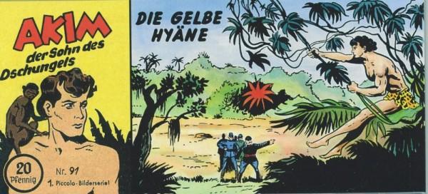 Akim 2. Serie 91-93, Nostalgiker Verlag