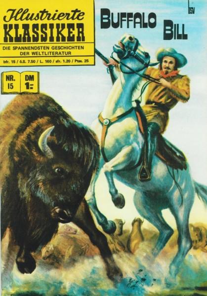 Illustrierte Klassiker 15 (Z1-2 GL), bsv
