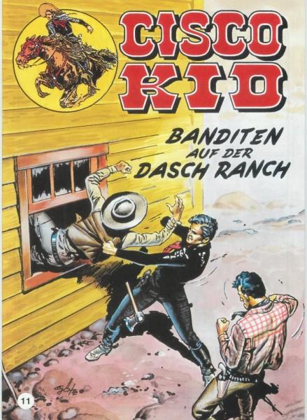 Cisco Kid 11 (Z0), CCH