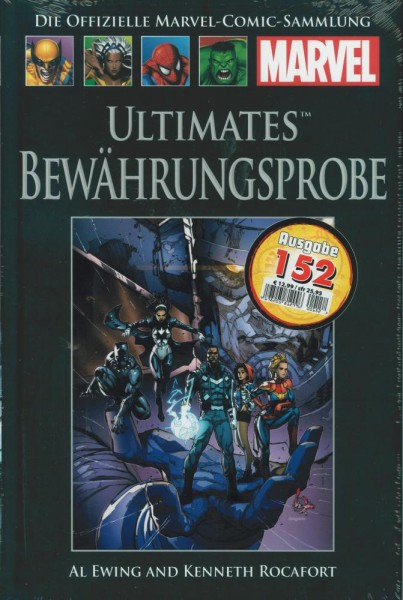 Hachette Marvel 152 - Ultimates, Panini