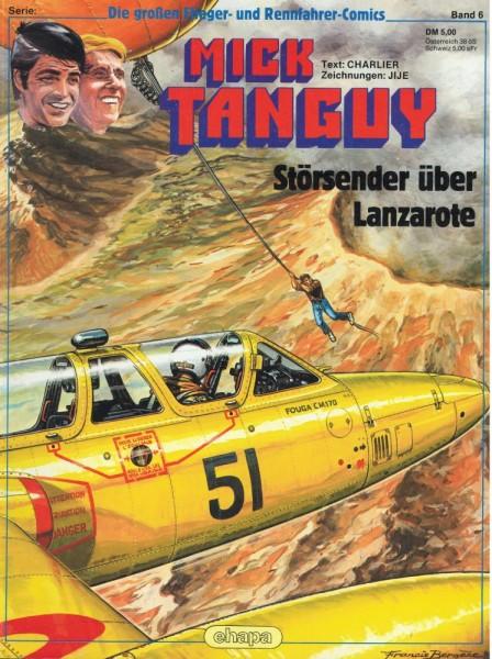 Die großen Flieger- und Rennfahrer-Comics 6 (Z1), Ehapa