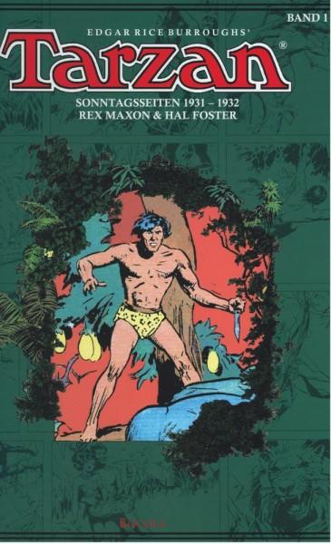 Tarzan Sonntagsseiten 1, Bocola