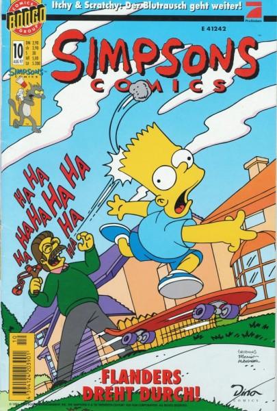 Simpsons Comics 10 (Z1), Panini