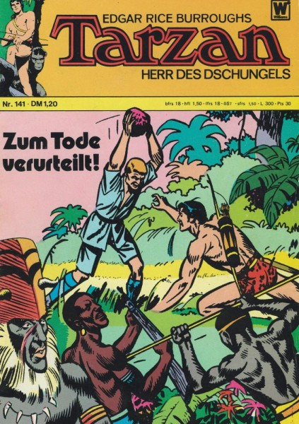 Tarzan 141 (Z1-), bsv
