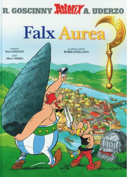 Asterix in Latein 2, Ehapa