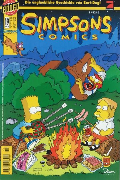 Simpsons Comics 19 (Z1), Panini