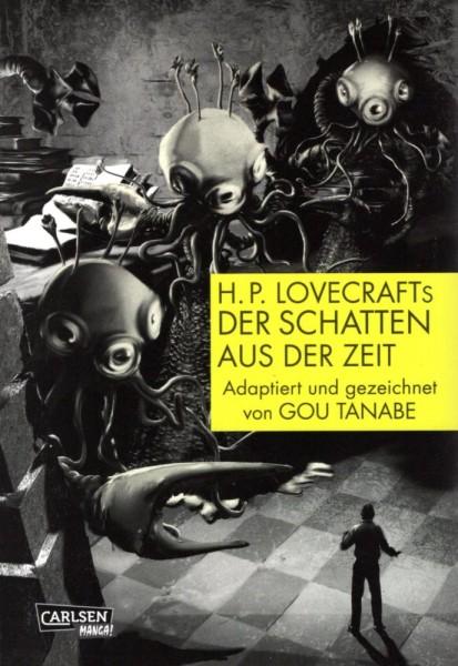 H.P. Lovecrafts Der Schatten aus der Zeit, Carlsen