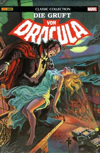 Die Gruft von Dracula Classic Collection 3, Panini