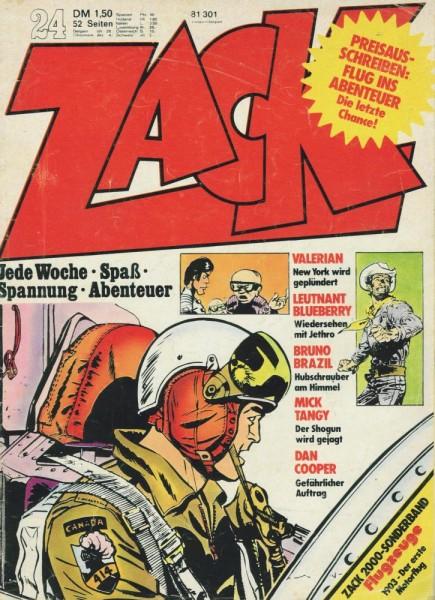 Zack 1973/24 (Z2-), Koralle