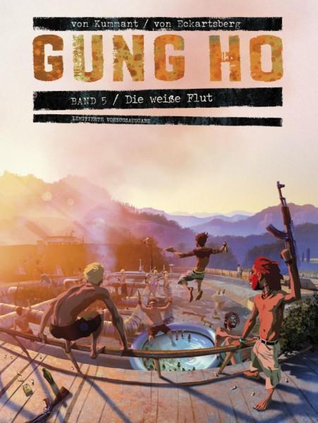 Gung Ho 5 (limitierte Vorzugsausgabe), Cross Cult