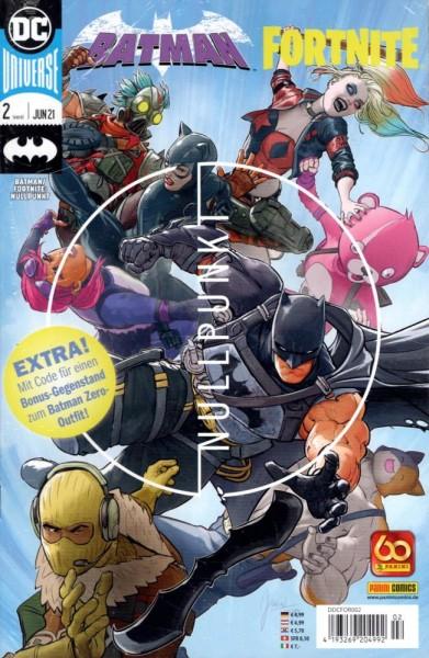 Batman/Fortnite 2, Panini