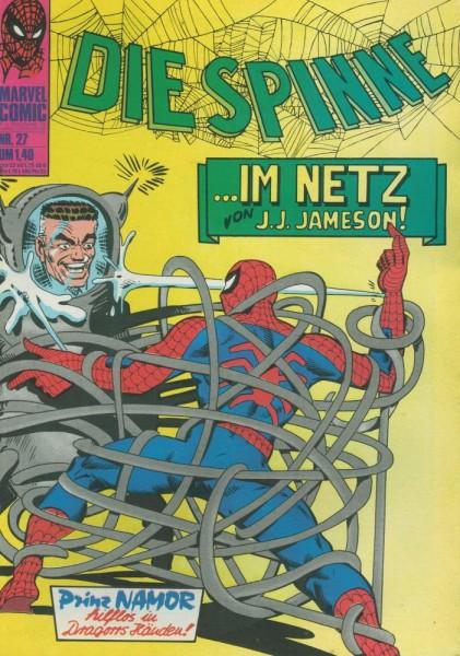 Die Spinne 27 (Z1-2), Williams