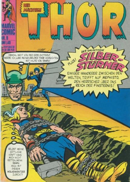 Thor 9 (Z1-), Williams