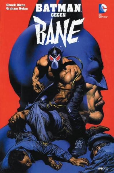 Batman gegen Bane, Panini