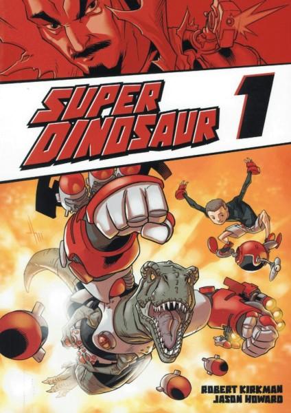 Super Dinosaur 1, Cross Cult