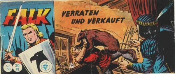 Falk Piccolo 153 (Z1-2), Lehning