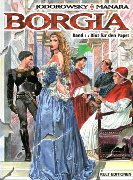 Borgia 1 (Z0-1, 1. Auflage), Kult