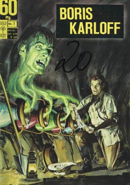 Boris Karloff 1 (Z1-2, SZ), bsv