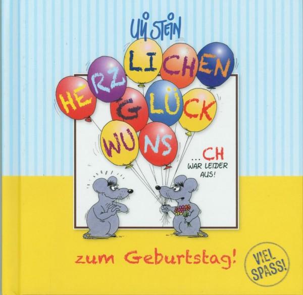 Uli Stein Herzlichen Glückwunsch Zum Geburtstag Lappan