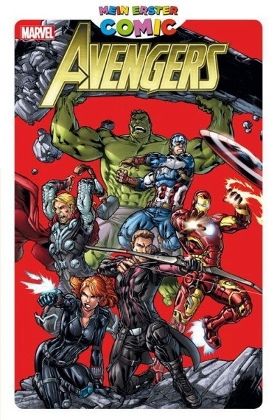 Mein erster Comic - Avengers, Panini