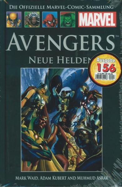 Hachette Marvel 156 - Avengers, Panini