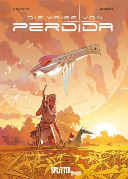 Die Waise von Perdida, Splitter