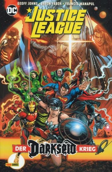 Justice League - Der Darkseid-Krieg, Panini