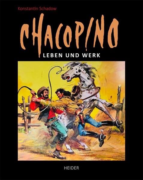 Chacopino - Leben und Werk (Buffalo Bill Variant), Heider Verlag