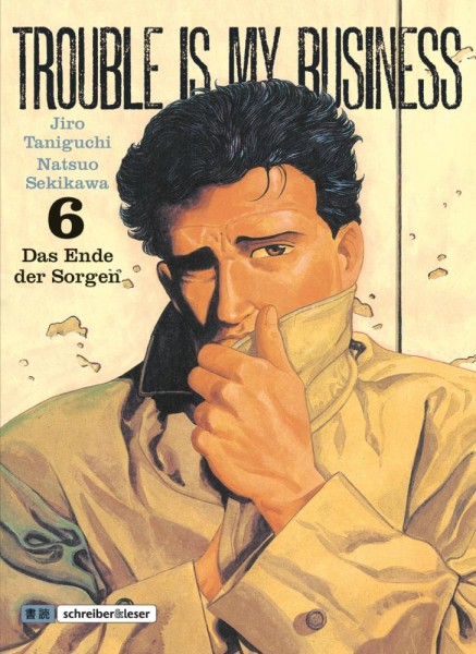 Trouble is my Business 6, schreiber&leser
