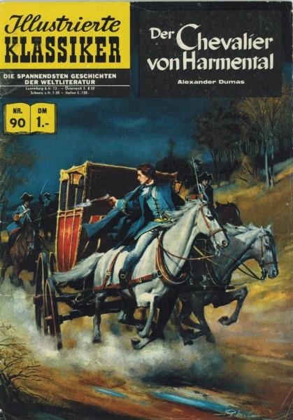 Illustrierte Klassiker 90 (Z1-2 HLN88), bsv