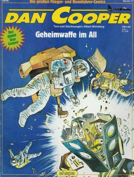 Die großen Flieger- und Rennfahrer-Comics 13 (Z1), Ehapa