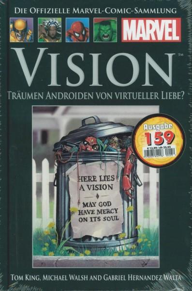 Hachette Marvel 159 - Vision, Panini