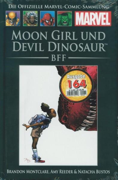 Hachette Marvel 164 - Moon Girl und Devil Dinosaur, Panini