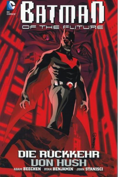 Batman of the Future 1, Panini