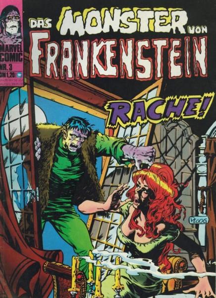 Das Monster von Frankenstein 3 (Z1-2), Williams