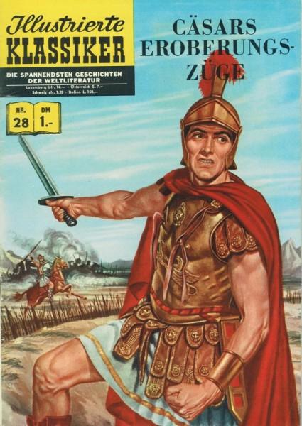Illustrierte Klassiker 28 (Z1-2 HLN138), bsv