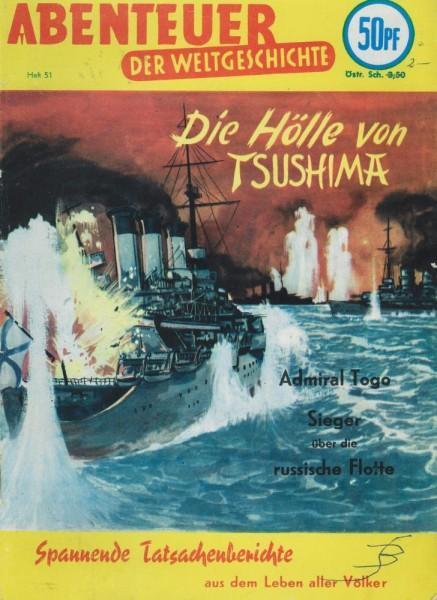 Abenteuer der Weltgeschichte 51 (Z1-2 Sz), Lehning