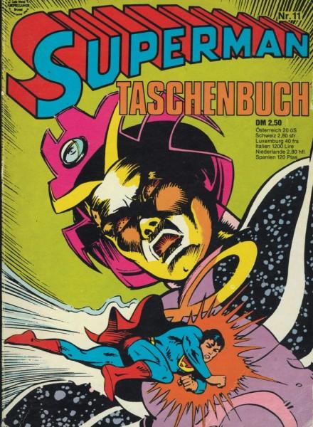 Superman Taschenbuch 11, Ehapa